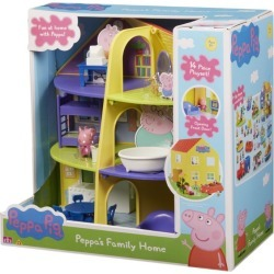 Peppa Pig Family Home Playset found on Bargain Bro UK from harrods.com