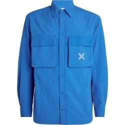 Kenzo Oversized Pockets Overshirt found on Bargain Bro UK from harrods.com