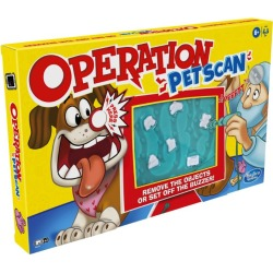 Hasbro Games Operation Pet Scan found on Bargain Bro UK from harrods.com