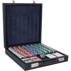 Geoffrey Parker Luxury Poker Chip Set found on Bargain Bro UK from harrods.com