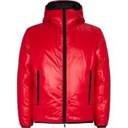 Moncler Lumiere Hooded Jacket found on Bargain Bro from Harrods Asia-Pacific for USD $1,586.51