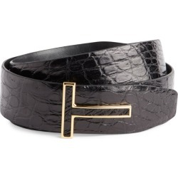 Tom Ford Crocodile Leather Belt found on GamingScroll.com from Harrods Asia-Pacific for $1802.23