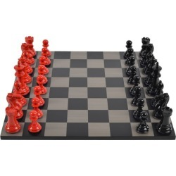 Purling Bold Chess Board found on Bargain Bro UK from harrods.com