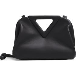 Bottega Veneta Small Leather Point Top-Handle Bag found on Bargain Bro UK from harrods.com