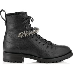 Jimmy Choo Cruz Leather Boots found on Bargain Bro from Harrods Asia-Pacific for USD $1,078.71