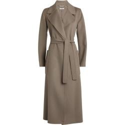 Max Mara Virgin Wool Polly Coat found on Bargain Bro UK from harrods.com