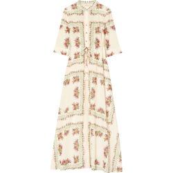 Tory Burch Printed Cotton Shirt Dress found on Bargain Bro UK from harrods.com