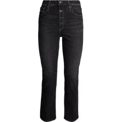 Ag Jeans Isabelle Button-Up Straight Jeans found on MODAPINS from Harrods Asia-Pacific for USD $191.65