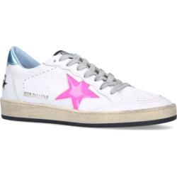 Golden Goose Ball Star Sneakers found on Bargain Bro UK from harrods.com