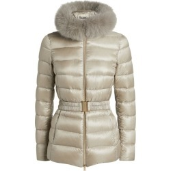 Herno Fur Trim Claudia Padded Jacket found on MODAPINS from harrods.com for USD $950.87