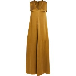 Asceno Savannah Silk Slip Dress found on MODAPINS from harrods.com for USD $527.80