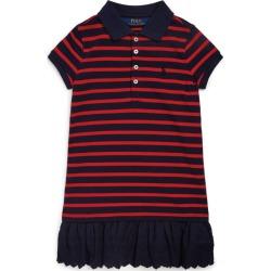 Ralph Lauren Kids Stripe Polo Dress (2-4 Years) found on Bargain Bro UK from harrods.com