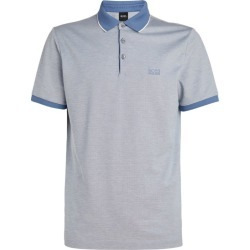 Boss Cotton Logo Polo Shirt found on GamingScroll.com from Harrods Asia-Pacific for $132.23