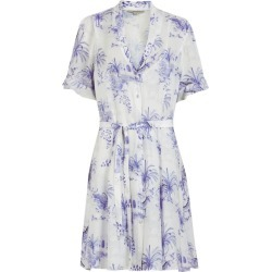 AllSaints Printed Fay Tajpur Dress found on MODAPINS from harrods.com for USD $167.38