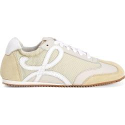 Loewe Leather Ballet Runner Sneakers found on Bargain Bro UK from harrods.com