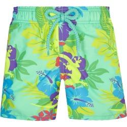 Vilebrequin Kids Hawaiian Print Swim Shorts found on Bargain Bro UK from harrods.com