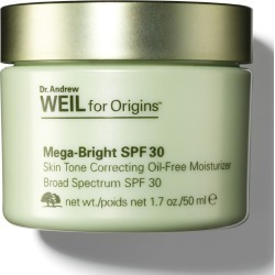 Origins x Dr. Andrew Weil Mega-Bright SPF 30 Oil-Free Moisturiser found on Makeup Collection from harrods.com for GBP 45.74