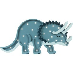 Little Lights Triceratops Dino Lamp found on Bargain Bro UK from harrods.com