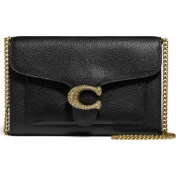 Coach Leather Tabby Chain Clutch Bag found on GamingScroll.com from Harrods Asia-Pacific for $434.03
