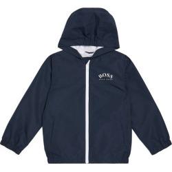 BOSS Kidswear Logo Windbreaker Jacket (4-16 Years) found on Bargain Bro UK from harrods.com