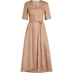Peserico Cotton-Blend Midi Dress found on Bargain Bro from harrods (us) for USD $259.16