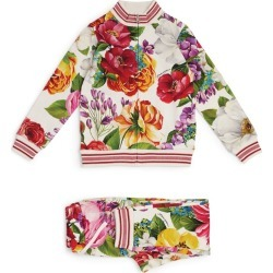 Dolce & Gabbana Kids Floral Print Tracksuit Set (8-12 Years) found on Bargain Bro from harrods.com for £437