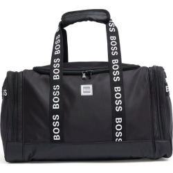 Boss Kidswear Logo Duffle Bag found on GamingScroll.com from Harrods Asia-Pacific for $172.37