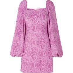 Stine Goya Snake Print Will Mini Dress found on Bargain Bro UK from harrods.com