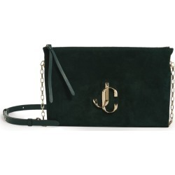 Jimmy Choo Suede Varenne Shoulder Bag found on Bargain Bro from harrods.com for £600