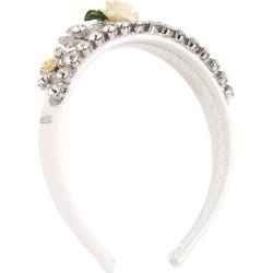 Dolce & Gabbana Kids Floral Headband found on Bargain Bro UK from harrods.com
