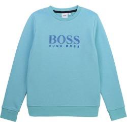 BOSS Kidswear Logo Sweatshirt (4-16 Years) found on Bargain Bro UK from harrods.com