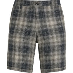 Barena Linen Check Shorts found on MODAPINS from harrods.com for USD $317.81