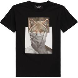 Neil Barrett Wolf-Man T-Shirt (4-14 Years) found on Bargain Bro UK from harrods.com