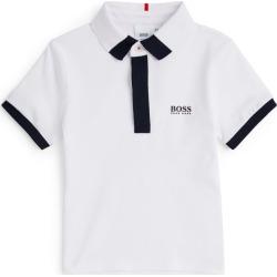 BOSS Kidswear Logo Polo Shirt (4-16 Years) found on Bargain Bro UK from harrods.com