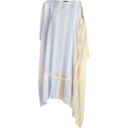 Akris Silk Asymmetric Kaftan Dress found on MODAPINS from harrods.com for USD $1623.06
