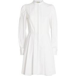 Alexander McQueen Pleated Cotton Dress found on Bargain Bro UK from harrods.com