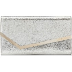 Jimmy Choo Leather Emmie Clutch Bag found on Bargain Bro UK from harrods.com