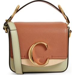 Chloé Mini Leather Chloé C Bag found on Bargain Bro from harrods.com for £1081