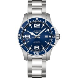 Longines Stainless Steel HydroConquest Watch 41mm found on MODAPINS from harrods.com for USD $1424.86