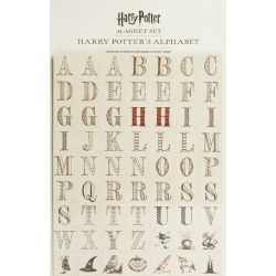 Harry Potter Harry Potter'S Alphabet Magnet Set found on Bargain Bro India from Harrods Asia-Pacific for $15.93