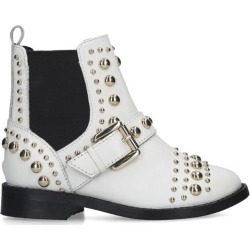 Kurt Geiger London Mini Stinger Boots found on MODAPINS from harrods.com for USD $105.28