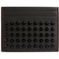 Christian Louboutin Kios Leather Card Holder found on GamingScroll.com from Harrods Asia-Pacific for $338.36
