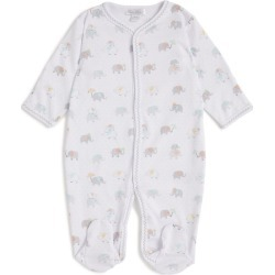 Kissy Kissy Elephant Print All-In-One (0-9 Months) found on Bargain Bro UK from harrods.com