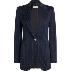 Max Mara Pinstripe Jacket found on Bargain Bro UK from harrods.com