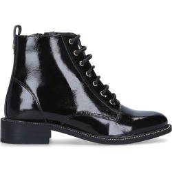Carvela Patent Spike Ankle Boots found on MODAPINS from harrods.com for USD $95.57