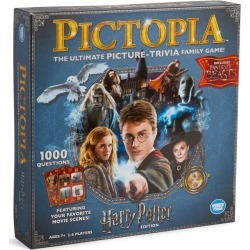 Harry Potter Pictopia Picture Trivia Game found on Bargain Bro UK from harrods.com