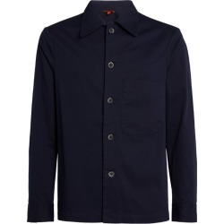 Barena Stretch-Cotton Overshirt found on MODAPINS from harrods.com for USD $373.08