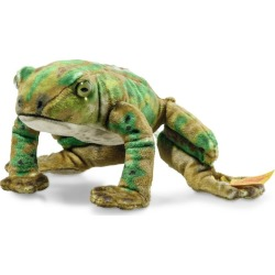 Steiff Froggy Frog (12Cm) found on Bargain Bro Philippines from Harrods Asia-Pacific for $40.55