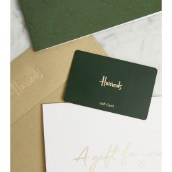 Harrods Gift Card found on Bargain Bro UK from harrods.com