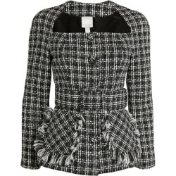 Huishan Zhang Tailored Cindy Jacket found on MODAPINS from harrods.com for USD $931.65